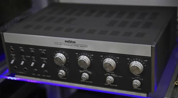 Revox Verstärker B750 MKII High End