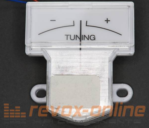 Revox B760 Tuninganzeige