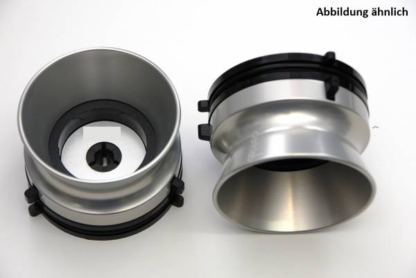 2 NAB-Adapter mit Alukelch