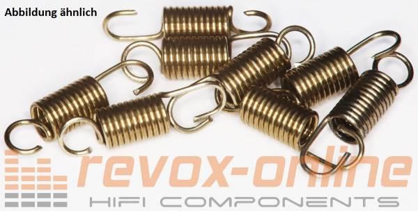 Zugfeder für die Skalensaite der Revox A76