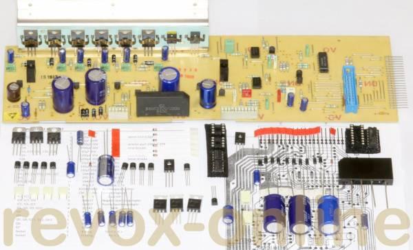 Reparatursatz Netzteil für Revox B225