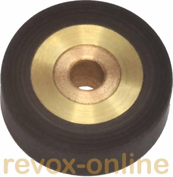 Andruckrolle Revox B77 Sinter-Bronze-Lager