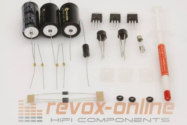 Reparatursatz Netzteil für Revox B795 (1.179.259-12)