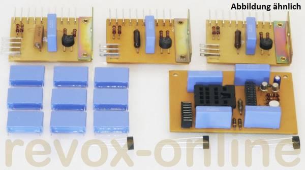 Revox A700 Entstörkondensatoren Set