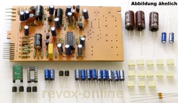 Reparatursatz Revox B77 Input-Platine