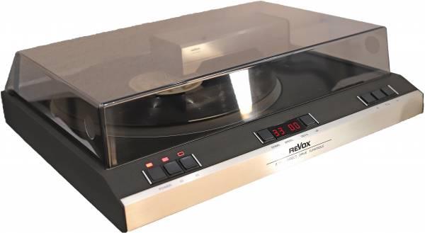 Revox B791 Plattenspieler
