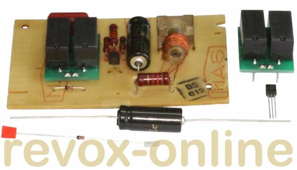Reparatursatz Revox A77 Record Relais mit Ersatzrelais