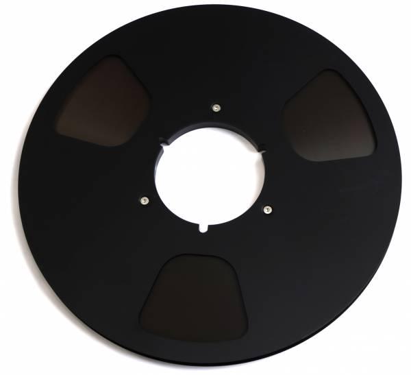 LPR35 auf Aluspule in schwarz, 3 Loch