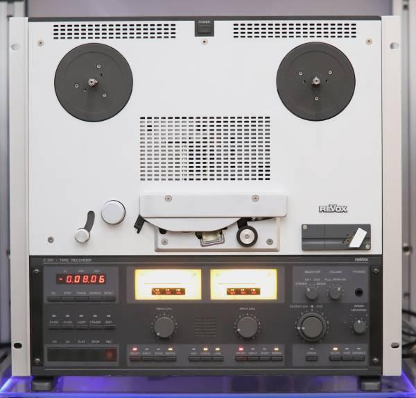 Revox C270 Bandmaschine