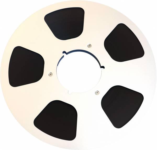 LPR35 auf Aluspule in silber, 5 Loch