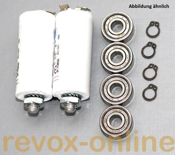 Reparatursatz Revox B77 Wickelmotor