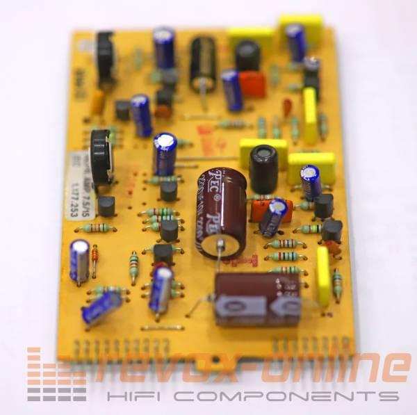 Reproduce Platine, Wiedergabe Leiterplatte für alle Revox B77