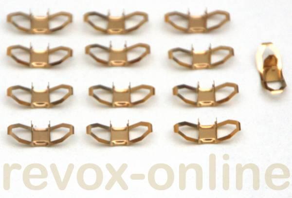 Federkontakt für Revox Drehschalter