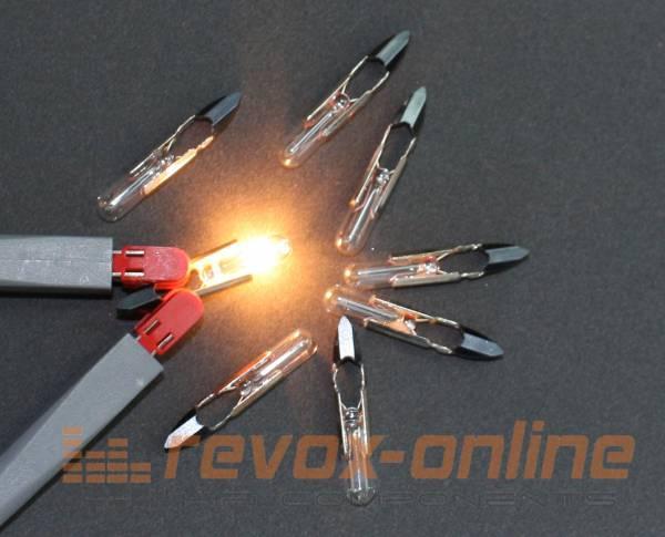 Lampensatz Revox A700 Laufwerk-Drucktasten
