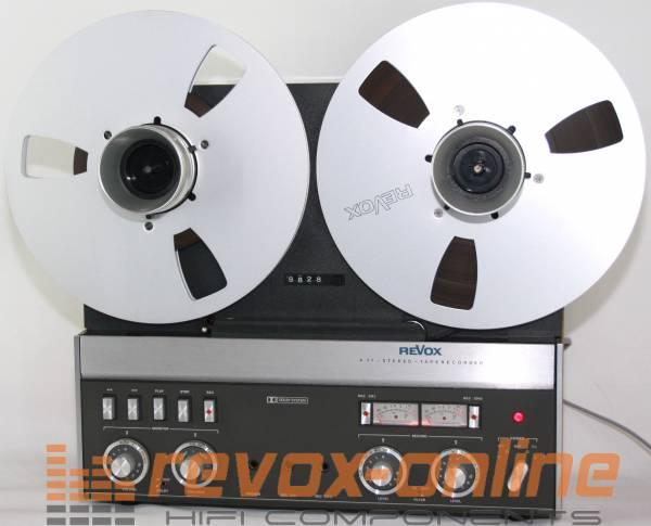 Revox A77 Dolby
