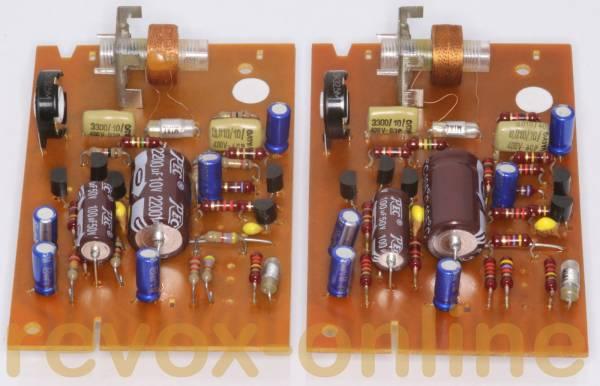 Repro-Platinen für Revox A77, 2 Stück