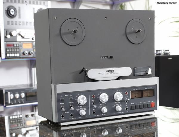Revox B77 2-Spur Dolby SN 44603