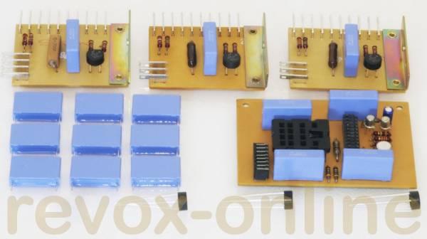 Revox A700 Entstörrkondensatoren Set