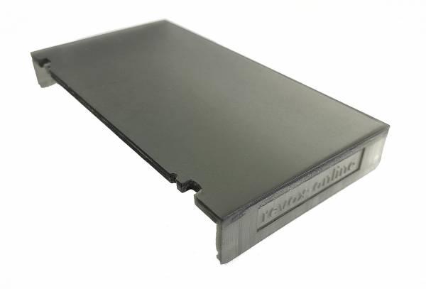 Revox B710 und B710 MK II Kassettenfachabdeckung, Staubschutz