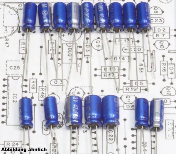 Kondensatorensatz Revox B77 Steuerung
