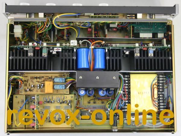Reparatursatz Protection Circuit für Revox B750 ohne KH-Relais
