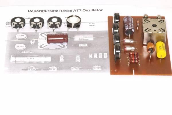 Reparatursatz Oszillator-Platine Revox A77
