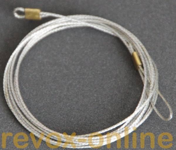 Stahlsaite für Revox A76