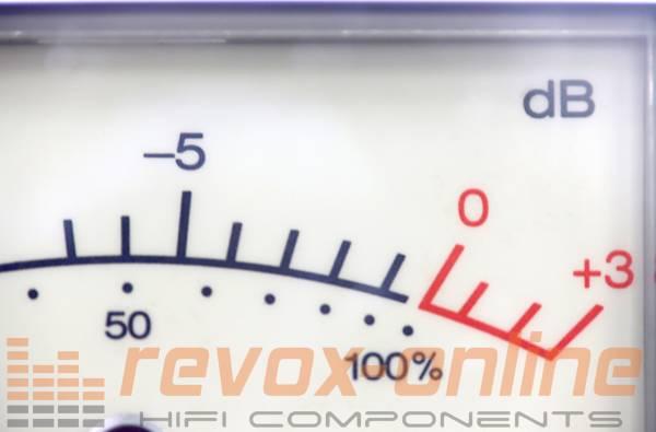 VU- Meter B77 analog