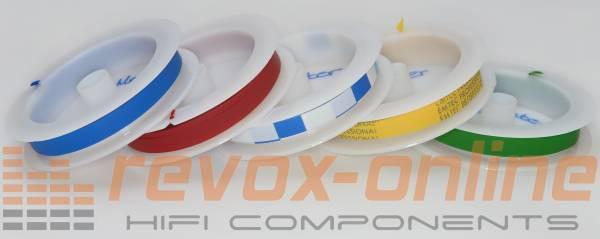 Vorlaufband / Kennband 20m verschiedene Farben