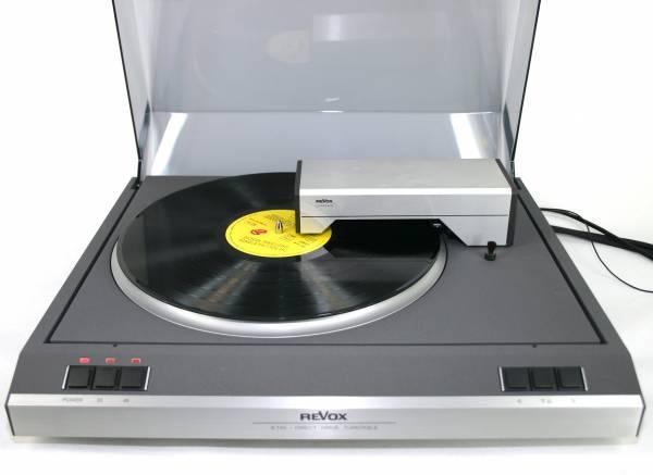 Revox Plattenspieler B795