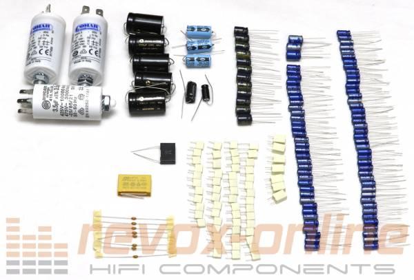 Kompletter Kondensatorensatz Revox PR99 MK II