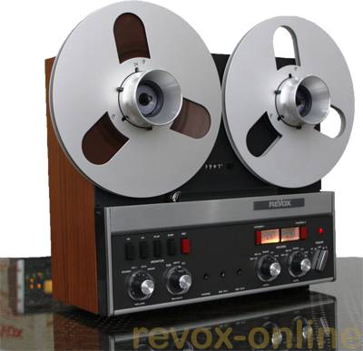 Revox A77 MKIII 2-Spur