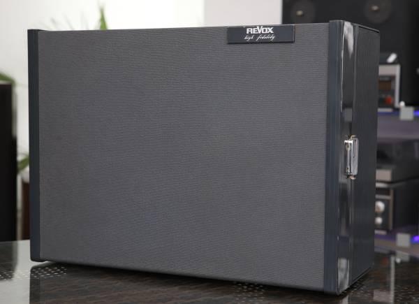 Revox A77 4 im Koffer