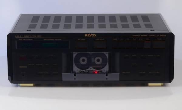 Revox B215 S Tape Deck
