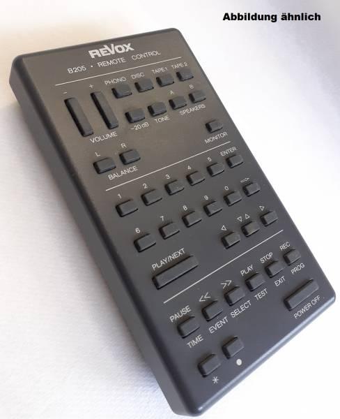 Revox B205 Fernbedienung / Remote Control