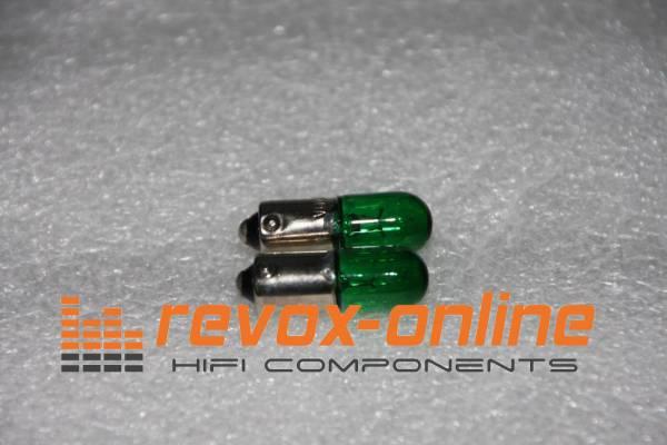 Grüne Lämpchen für Revox B225 (2 Stück)