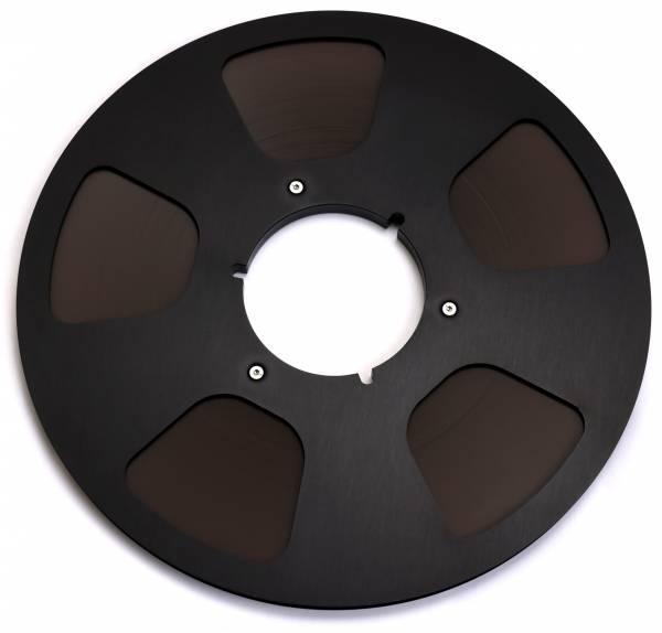 LPR35 auf Aluspule in schwarz, 5 Loch