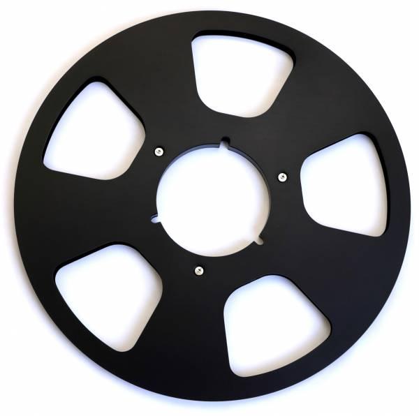 Leerspule in schwarz, 5 Loch