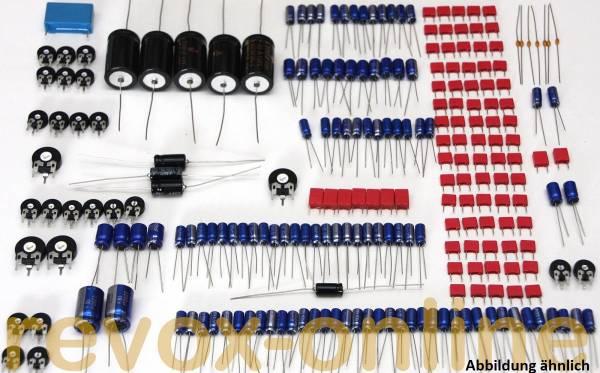 Kondensatoren- und Trimmersatz für Revox PR99 MK III