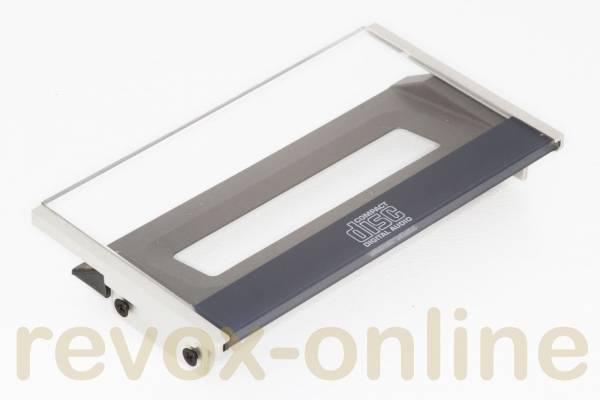 Komplette Schubladen-Front für alle Studer Revox B225 B 225 Reparaturbestand