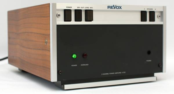 Revox A722 Endstufe der Serie A700