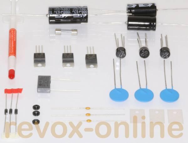 Reparatursatz Revox B790 Netzteil