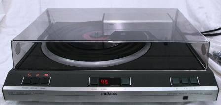 Revox Plattenspieler B291