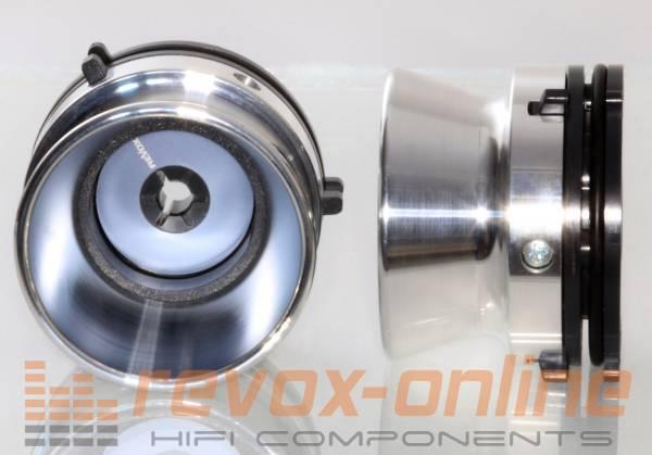 Original Revox Studio NAB Adapter (2er)