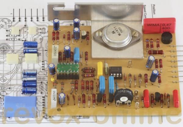 Kondensatorensatz Revox B77 Capstanregelung