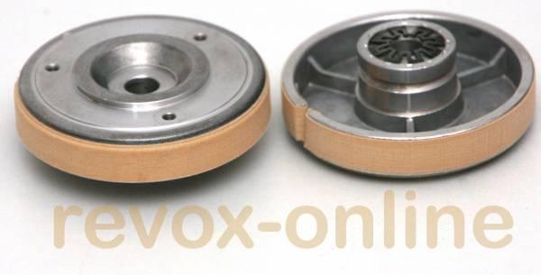 Bremstrommeln (2 Stück)