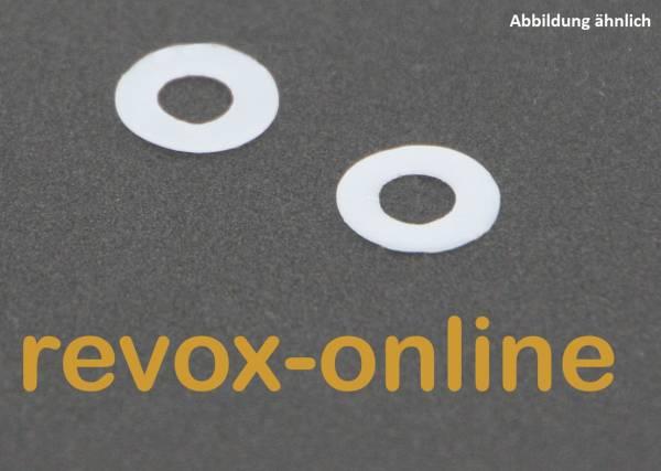 2 Teflonscheiben Revox B77