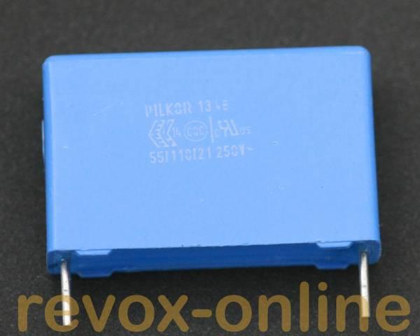 470nF X2-Entstörkondensator