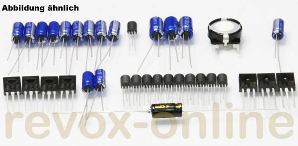 Reparatursatz Revox B77 Tape Drive Control mit Triacs ohne TTL-ICs